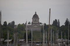 Κύριο κτήριο πολιτεία της Washington Στοκ Εικόνες