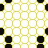κύτταρα μελισσών Στοκ Φωτογραφίες