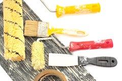 Κύλινδρος και χρώμα Στοκ φωτογραφία με δικαίωμα ελεύθερης χρήσης