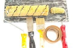 Κύλινδρος και χρώμα Στοκ εικόνες με δικαίωμα ελεύθερης χρήσης