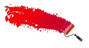 κύλινδρος χρωμάτων Στοκ εικόνες με δικαίωμα ελεύθερης χρήσης