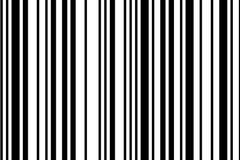 Κώδικας ράβδων διανυσματική απεικόνιση