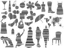 κώδικες ράβδων διαφορετ Στοκ φωτογραφία με δικαίωμα ελεύθερης χρήσης