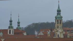 Κώνοι και στέγες στην Πράγα φιλμ μικρού μήκους