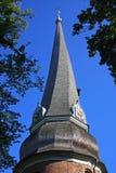 Κώνος εκκλησιών Rellingen Στοκ εικόνα με δικαίωμα ελεύθερης χρήσης
