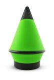 κώνος πράσινος Στοκ φωτογραφία με δικαίωμα ελεύθερης χρήσης