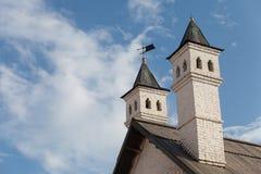 Κώνος του πύργου kazan Κρεμλίνο Στοκ φωτογραφία με δικαίωμα ελεύθερης χρήσης