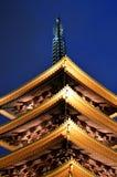 Κώνος Asakusa Ιαπωνία ναών Sensō-sensō-ji Στοκ Εικόνες