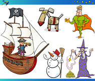 Κώδικας χαρακτήρων φαντασίας κινούμενων σχεδίων Στοκ φωτογραφία με δικαίωμα ελεύθερης χρήσης
