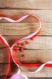 Κώλυμα υπό μορφή καρδιάς Στοκ φωτογραφία με δικαίωμα ελεύθερης χρήσης