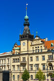 Κλάντνο - Τσεχία στοκ φωτογραφία με δικαίωμα ελεύθερης χρήσης
