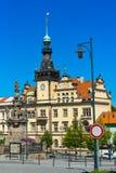 Κλάντνο - Τσεχία στοκ εικόνες