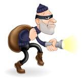 Κλέφτης ή διαρρήκτης Στοκ Φωτογραφίες