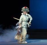 """Κλέψτε αθάνατος-Kunqu Opera""""Madame άσπρο Snake† Στοκ Εικόνες"""