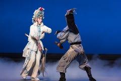 """Κλέψτε αθάνατος-Kunqu Opera""""Madame άσπρο Snake† Στοκ Φωτογραφία"""