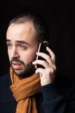 Κλήση Στοκ φωτογραφία με δικαίωμα ελεύθερης χρήσης