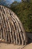 Κλίβανος ξυλάνθρακα παραδοσιακός στοκ φωτογραφίες