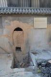 κλίβανος παλαιός στοκ φωτογραφία