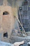 κλίβανος παλαιός στοκ εικόνες με δικαίωμα ελεύθερης χρήσης