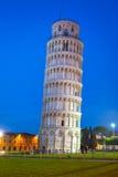 κλίνοντας πύργος της Πίζα&si Στοκ εικόνα με δικαίωμα ελεύθερης χρήσης