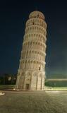 κλίνοντας πύργος της Πίζα&sig Στοκ Εικόνα