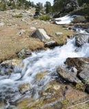 Κλίσεις άνοιξη της κοιλάδας madriu-Perafita-Claror στοκ φωτογραφία με δικαίωμα ελεύθερης χρήσης