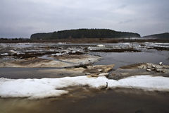 Κλίση πάγου Στοκ φωτογραφία με δικαίωμα ελεύθερης χρήσης