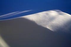 Κλίση χιονιού Στοκ Εικόνες