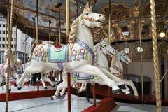 Κλασικά άλογα ιπποδρομίων Στοκ Φωτογραφίες