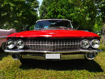 Κλασικά αμερικανικά εκλεκτής ποιότητας αυτοκίνητα Cadillac Στοκ φωτογραφία με δικαίωμα ελεύθερης χρήσης