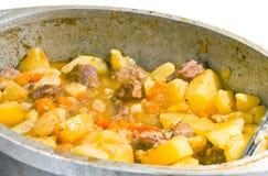 Κλασικά τρόφιμα Στοκ Φωτογραφία