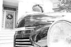 Κλασική κλασική ρύθμιση αυτοκινήτων Στοκ Εικόνα