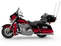Κλασική μοτοσικλέτα ελεύθερη απεικόνιση δικαιώματος
