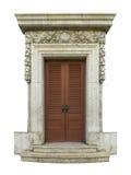 Κλασική πόρτα Στοκ εικόνα με δικαίωμα ελεύθερης χρήσης