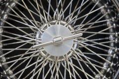 Κλασική ρόδα αυτοκινήτων Στοκ Εικόνα