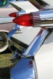 Κλασικοί αμερικανικοί λαμπτήρες ουρών αυτοκινήτων Στοκ φωτογραφίες με δικαίωμα ελεύθερης χρήσης