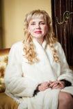 Κλασικός ηλικιωμένων γυναικών Στοκ εικόνες με δικαίωμα ελεύθερης χρήσης