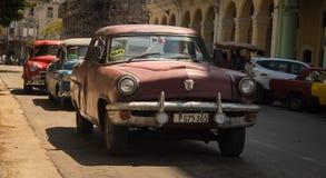 κλασικός Κουβανός Στοκ Φωτογραφίες