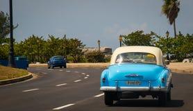 κλασικός Κουβανός στοκ εικόνα