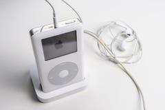 Κλασικός της Apple iPod (4η παραγωγή) Στοκ Εικόνες