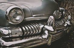 Κλασικό αμερικανικό αυτοκίνητο Στοκ φωτογραφία με δικαίωμα ελεύθερης χρήσης
