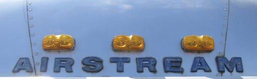 Κλασικό αμερικανικό ρεύμα αέρος Στοκ φωτογραφία με δικαίωμα ελεύθερης χρήσης