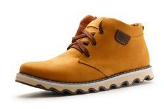 Κλασικό αρσενικό παπούτσι Στοκ Φωτογραφίες