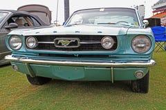 Κλασικό αυτοκίνητο μάστανγκ της Ford Στοκ φωτογραφία με δικαίωμα ελεύθερης χρήσης