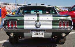 Κλασικό αυτοκίνητο μάστανγκ της Ford Στοκ εικόνες με δικαίωμα ελεύθερης χρήσης