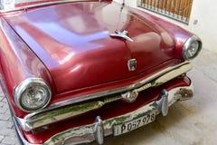 Κλασικό αυτοκίνητο της Ford - Αβάνα, Κούβα Στοκ εικόνα με δικαίωμα ελεύθερης χρήσης
