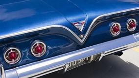 Κλασικό αυτοκίνητο του Bel Air Chevy Στοκ Εικόνες