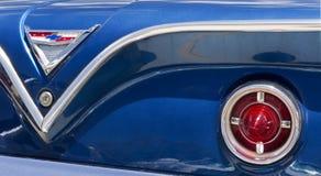 Κλασικό αυτοκίνητο του Bel Air Chevy Στοκ Φωτογραφία