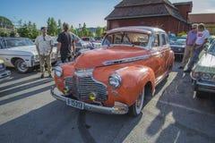 Κλασικό αυτοκίνητο, φορείο chevrolet του 1941 Στοκ φωτογραφία με δικαίωμα ελεύθερης χρήσης