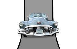 Κλασικό αυτοκίνητο Στοκ Εικόνα